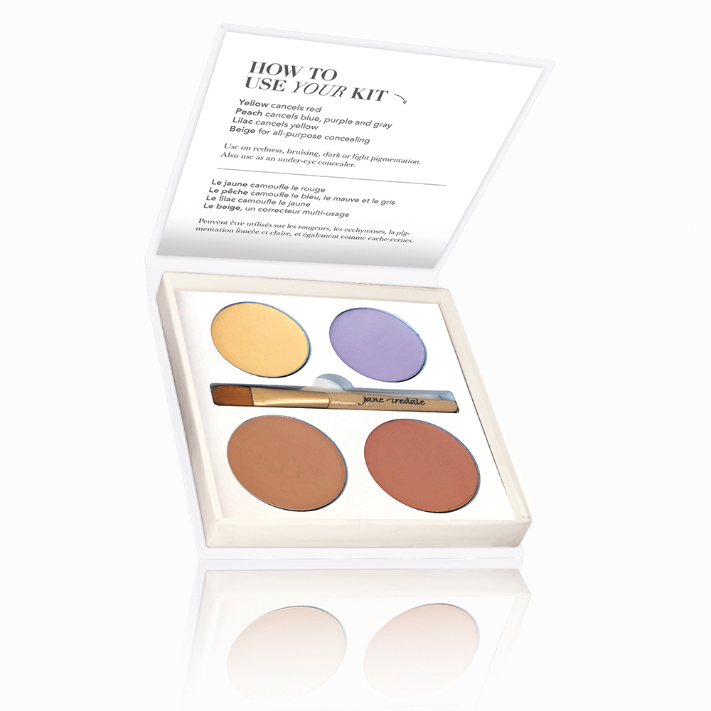 Jane Iredale CONCEALERS Corrective Collors