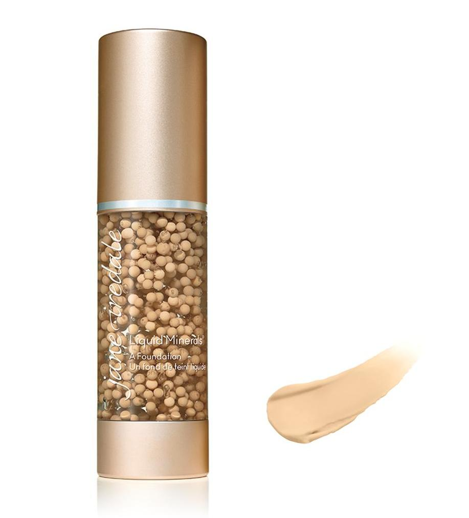 Jane Iredale FOUNDATIONS Liquid Minerals Amber