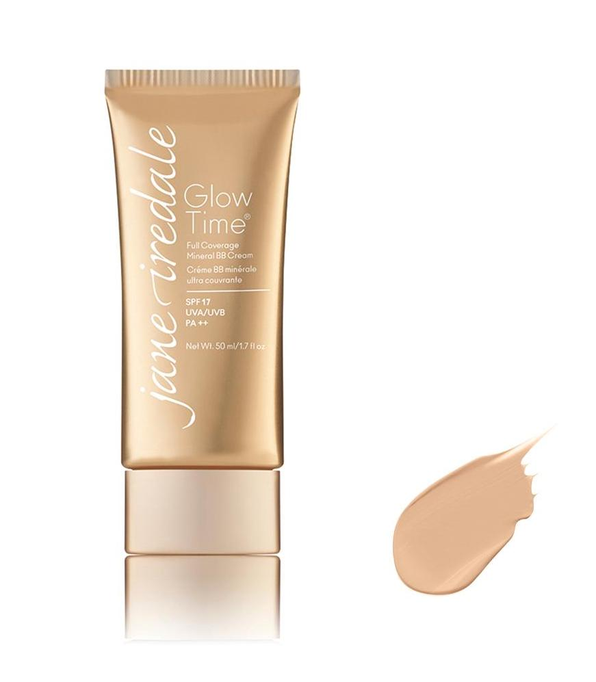 Jane Iredale FOUNDATIONS Glow Time BB4