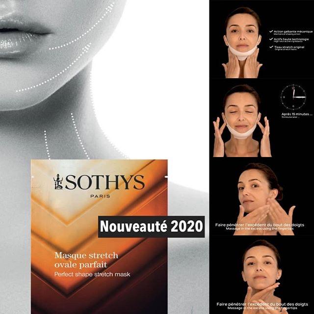 Sothys Masque Ovale Parfait