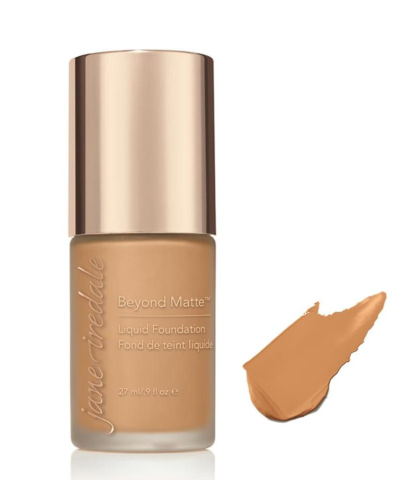 Jane Iredale FOUNDATIONS Beyond Matte Liquid Foundation M10