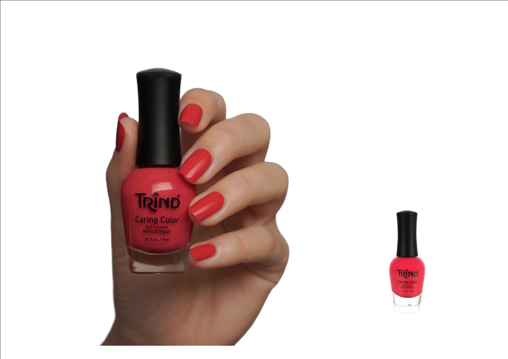 Trind Caring Color Nagellak Hydrangea 301 nieuwe voorjaar/zomer kleur 2020