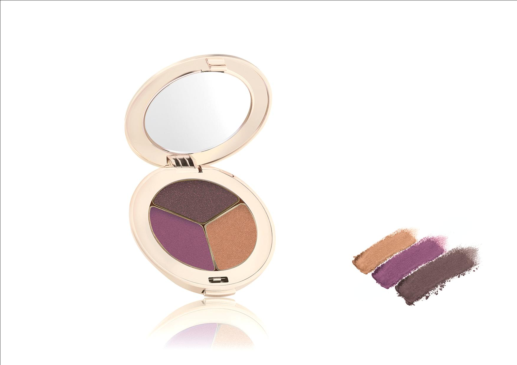 Jane Iredale PurePressed Eye Shadow Triple Ravishing