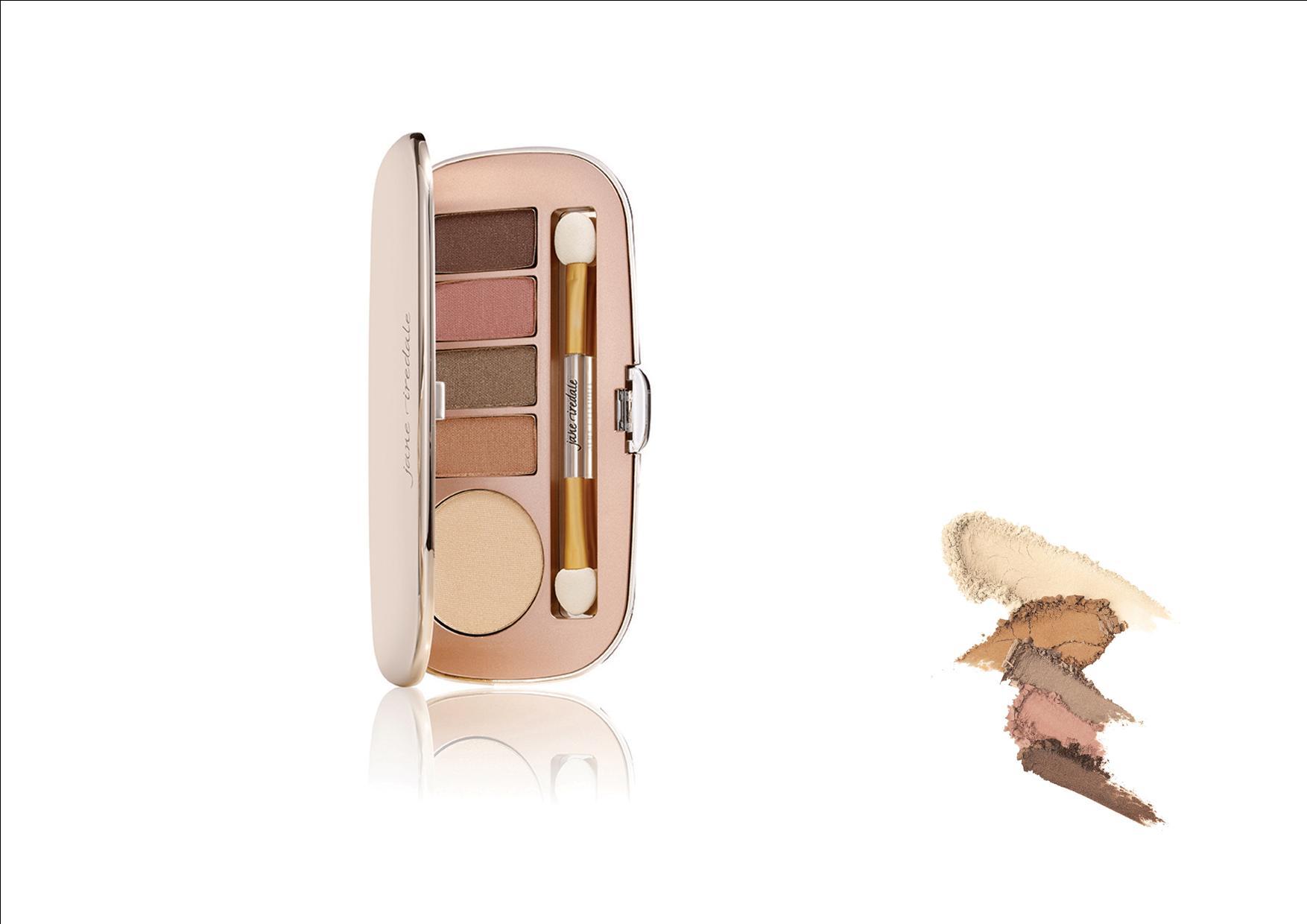 Jane Iredale Eye Shadow Kits Naturally Glam