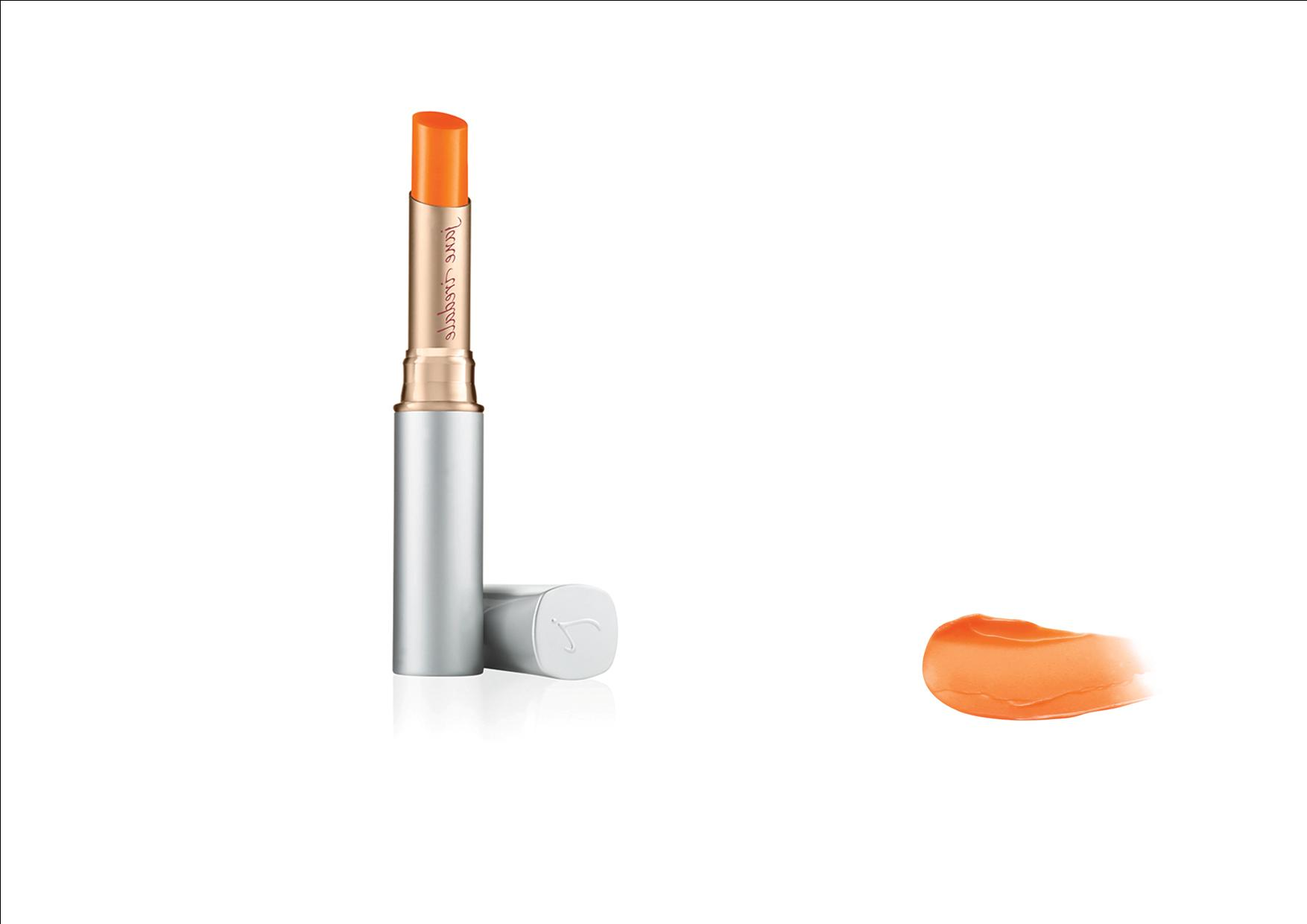 Jane Iredale Just Kissed Lip and Cheek Stain Forever Peach