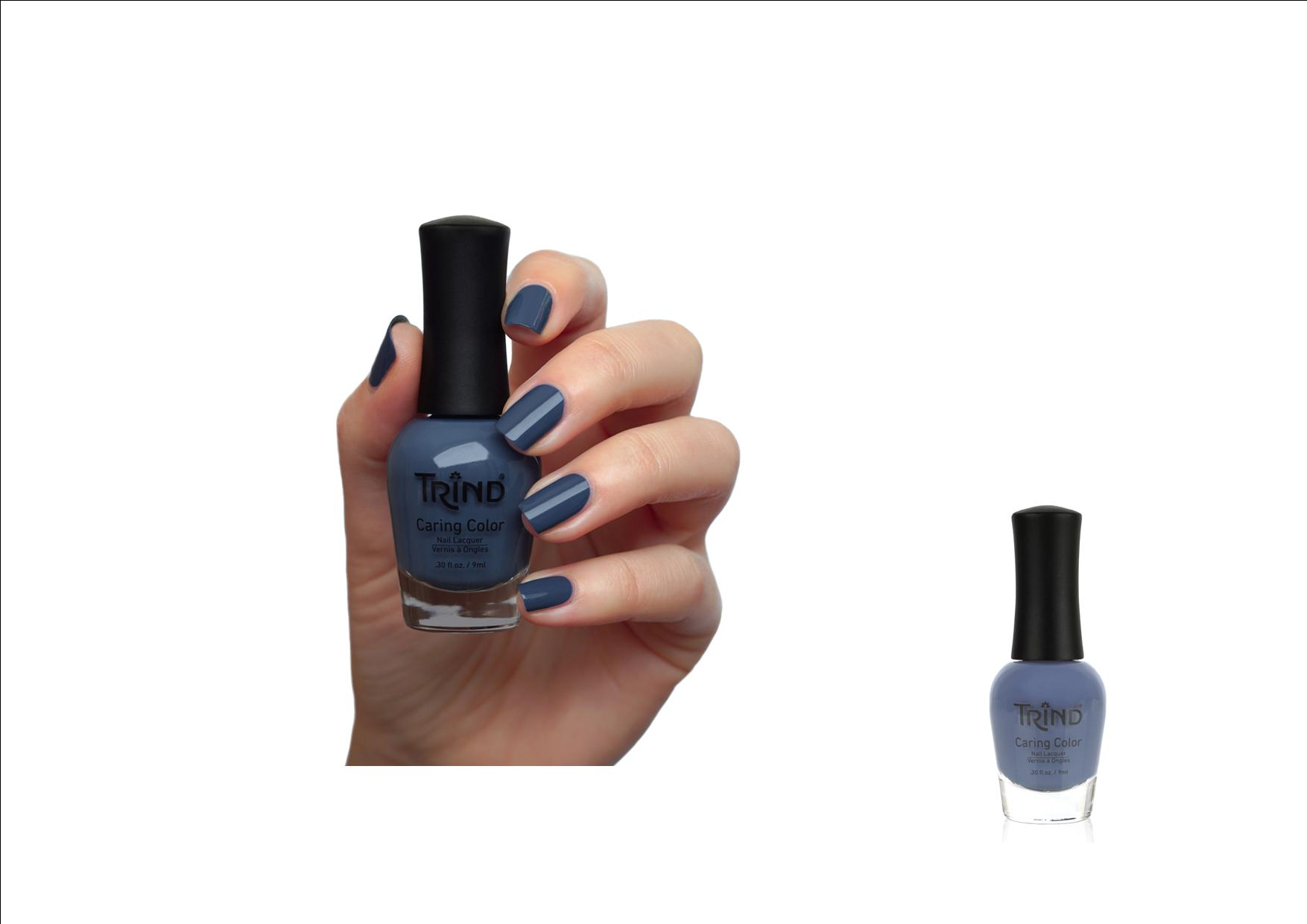 Trind Caring Color Nagellak 240 Jeans Blue