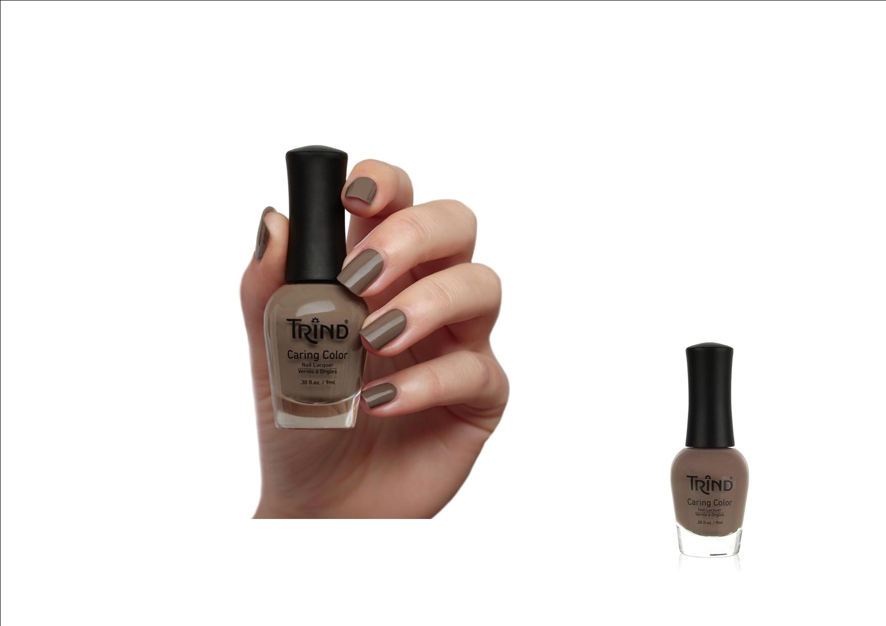 Trind Caring Color Nagellak 291 Moccachino