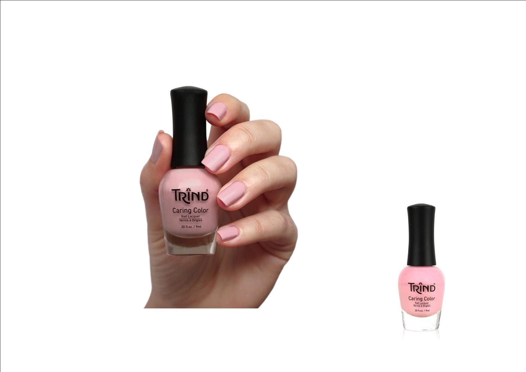 Trind Caring Color Nagellak 266 Baby Girl