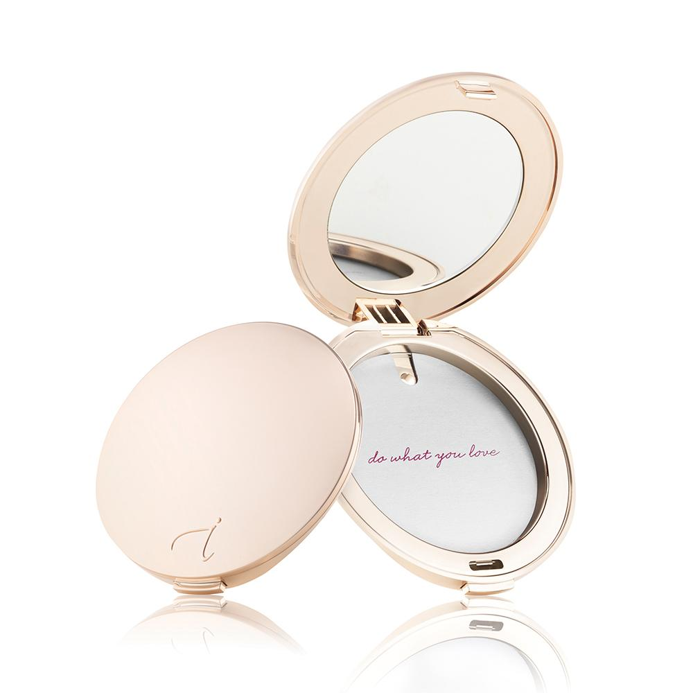 Jane Iredale Accessoires Refillable Compact Rose Gold
