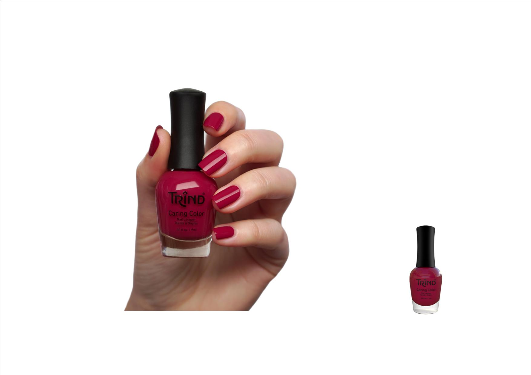Trind Caring Color Nagellak 247 Let's Gonga